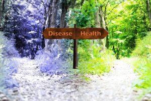 健康と病気の分かれ道